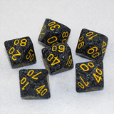 Speckled Urban D100, 10 Sided Dice