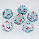 Speckled Air 12 Sided Dice