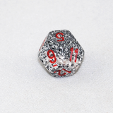 Speckled Granite 12 Sided Dice