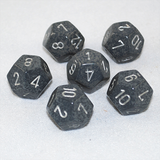 Speckled Hi Tech 12 Sided Dice