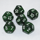 Speckled Recon 12 Sided Dice