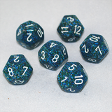 Speckled Sea 12 Sided Dice