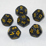 Speckled Urban 12 Sided Dice