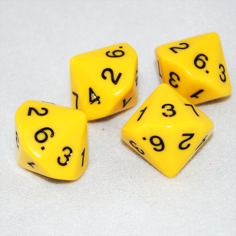 D14 1-7 Twice (Yellow)