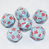 Speckled Air 20 Sided Dice