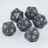 Speckled Hi Tech 20 Sided Dice