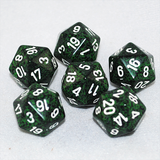 Speckled Recon 20 Sided Dice