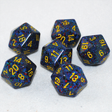 Speckled Twilight 20 Sided Dice