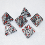 Speckled Granite 4 Sided Dice