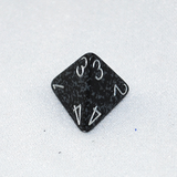 Speckled Ninja 4 Sided Dice