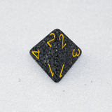 Speckled Urban 4 Sided Dice
