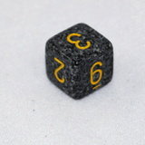 Speckled Urban 6 Sided Dice