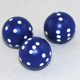 Spherical 6-Sided Dice