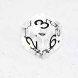 Translucent 6-Sided Dice (d6)