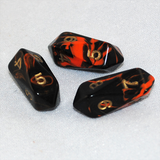 Crystal Oblivion 8 Sided Dice