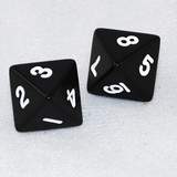 Opaque 8 Sided Dice