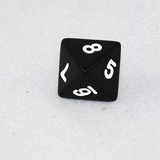 Opaque 8-Sided d8 Dice