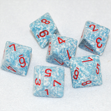 Speckled Air 8 Sided Dice