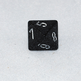 Speckled Ninja 8 Sided Dice