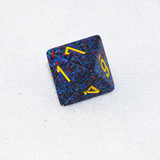 Speckled Twilight 8 Sided Dice