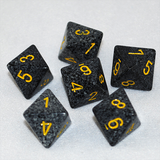 Speckled Urban 8 Sided Dice