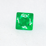 Translucent 8-Sided Dice (d8)