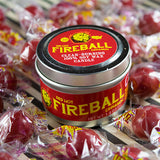 Fireball Gaming Candle