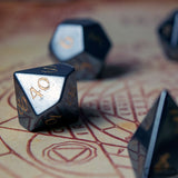 Hematite Dice Set of Armor