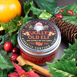 Jolly Old Elf Gaming Candle