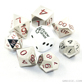 20mm Jumbo Metal Dice Set