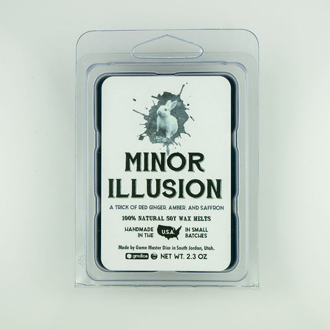 Minor Illusion Wax Melts