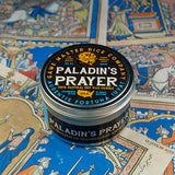 Paladin's Prayer Gaming Candle