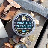 Pirate's Pleasure Gaming Candle