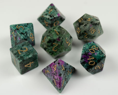 Anyolite Dice Set of Adaption