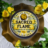 Sacred Flame Gaming Candle