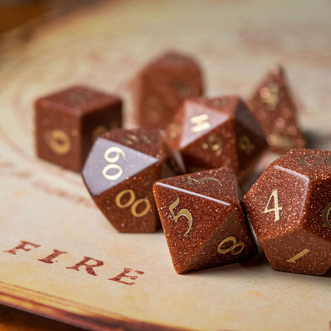 Redstone Dice Set of Ambition