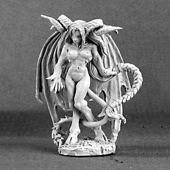 Virina, Female Demon