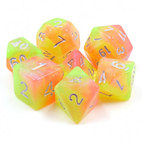 Summer's Joy RPG Dice Set