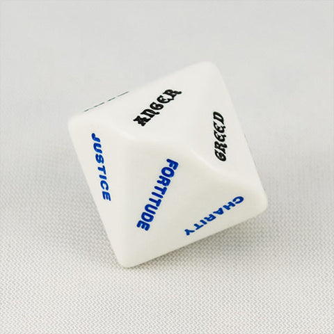 Virtue and Vice Dice