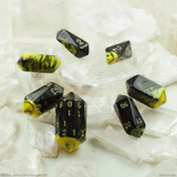 Yellow Crystal Dice - Oblivion