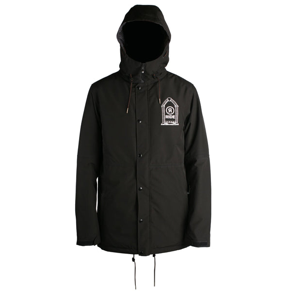 Hawthorne Reversible Jacket