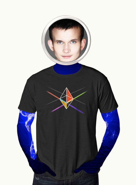Ethereum Colored Tee