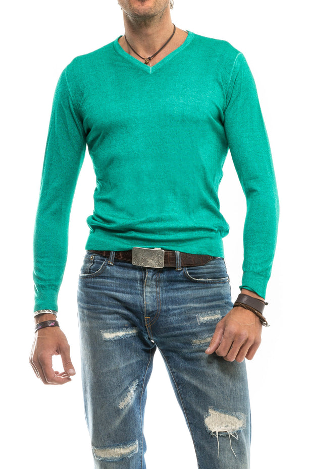 Axel's Clanton Cashmere Sweater