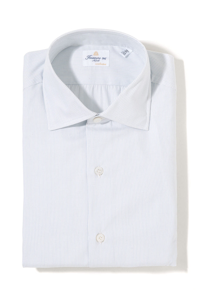 Finamore Sparrow Esclusiva Dress Shirt (3827139903581)