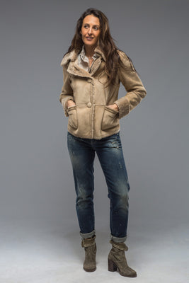 Annabelle Shearling Jacket
