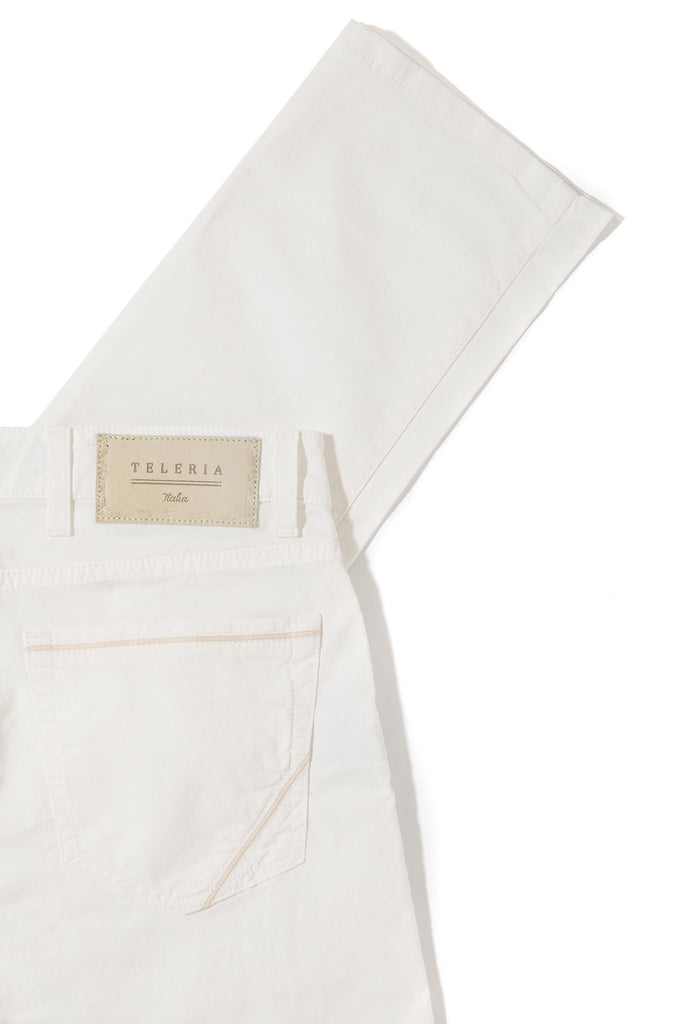 Fowler Ultralight Performance Pant In Off White (4695003758685)