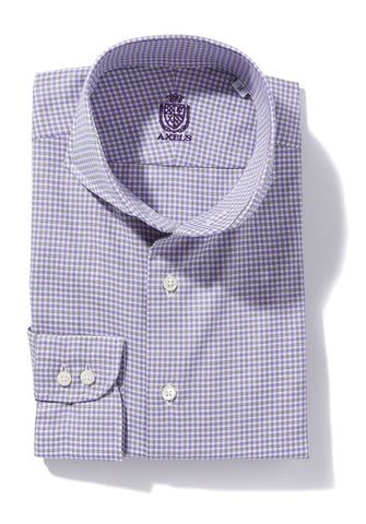 Axel's Cambridge Brushed Heather Checks (Size XL)