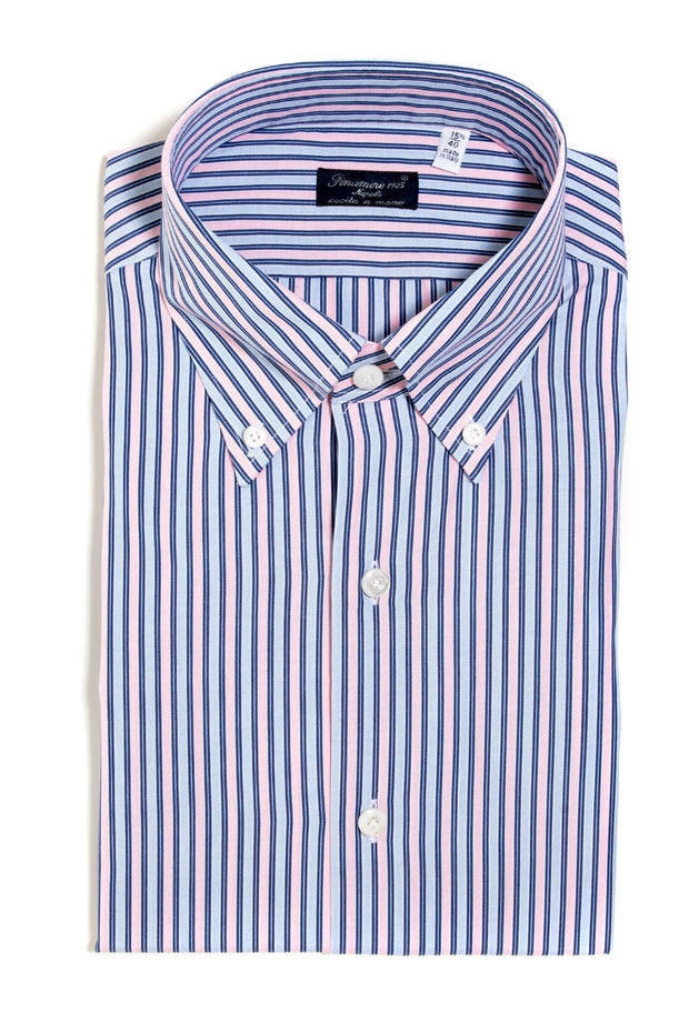 Finamore Latini Poplin Dress Shirt