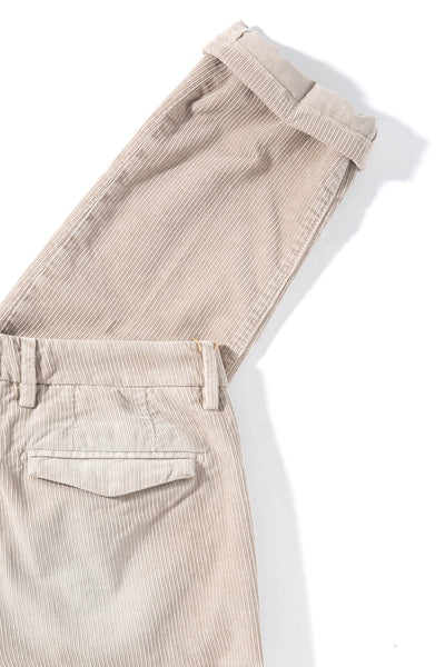 Axel'sJerome Corduroy In Ecru