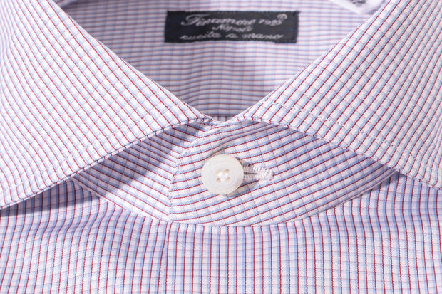 Finamore Adige Poplin Dress Shirt
